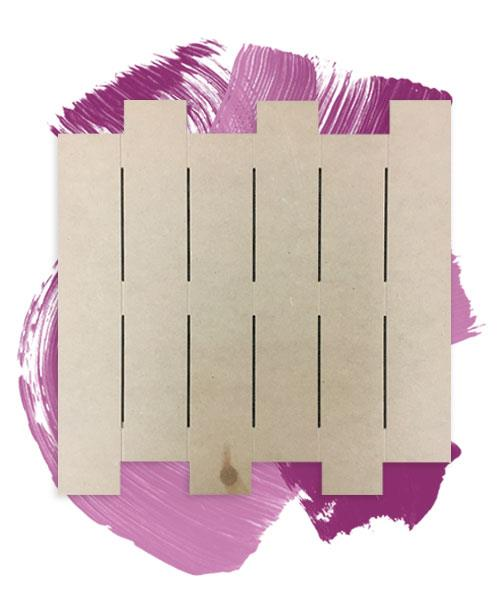 Twist at Home Wooden Pallet Painting Kit