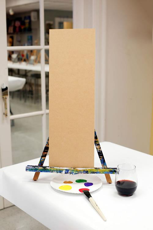 8x24 Wood Board Kit