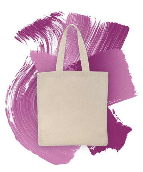 Canvas Tote to Paint