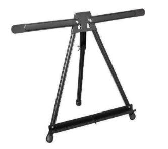 1 New Metal Easel